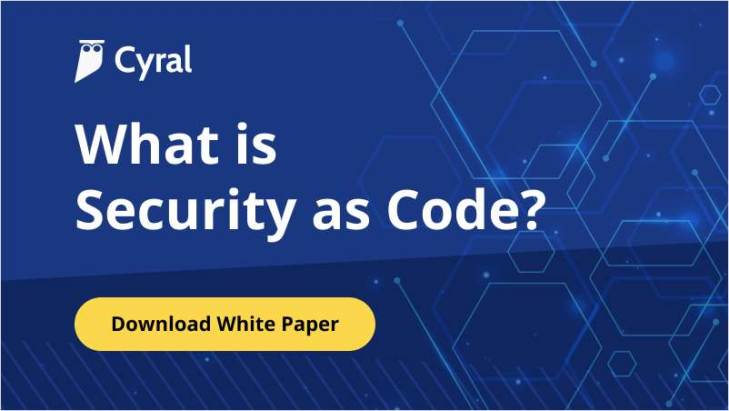What is Security as Code?