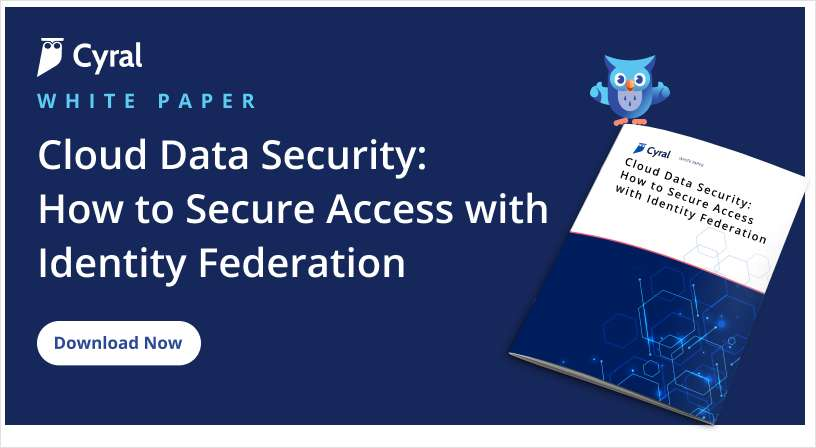 How to Secure Access with Identity Federation