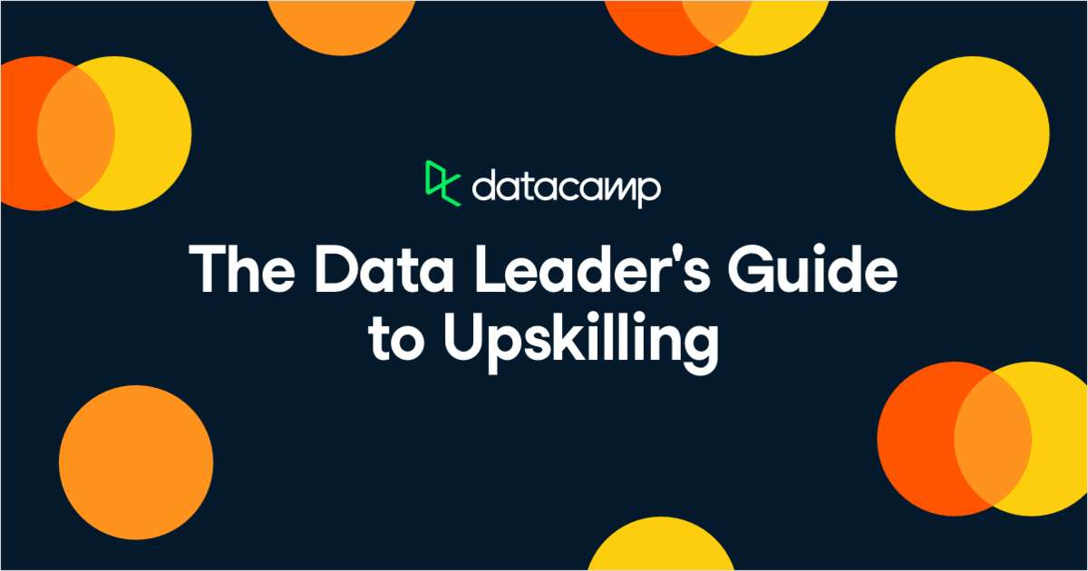 Whitepaper | Data Leader's Guide to Upskilling