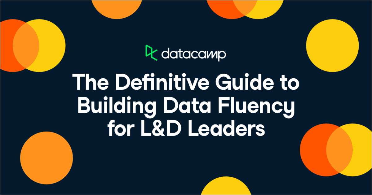 Whitepaper | The L&D Guide to Data Fluency