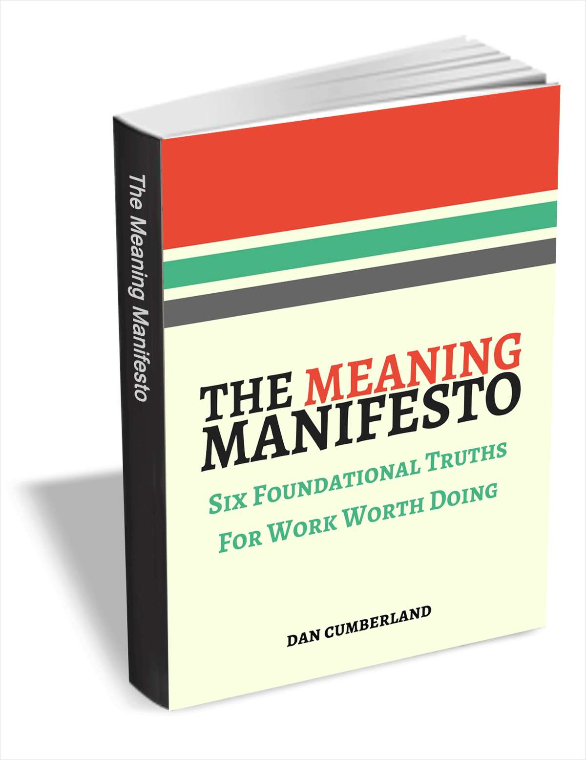The Meaning Manifesto - Six Foundational Truths for Work Worth Doing
