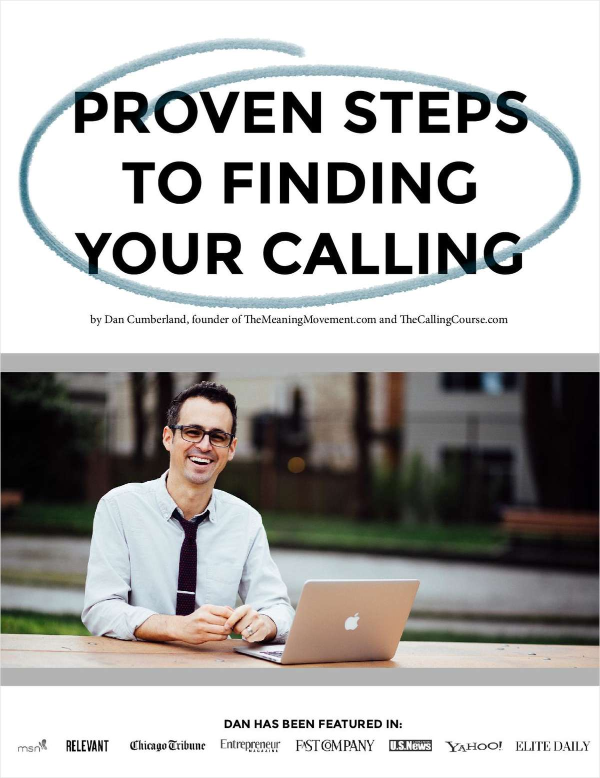 Proven Steps to Finding Your Calling