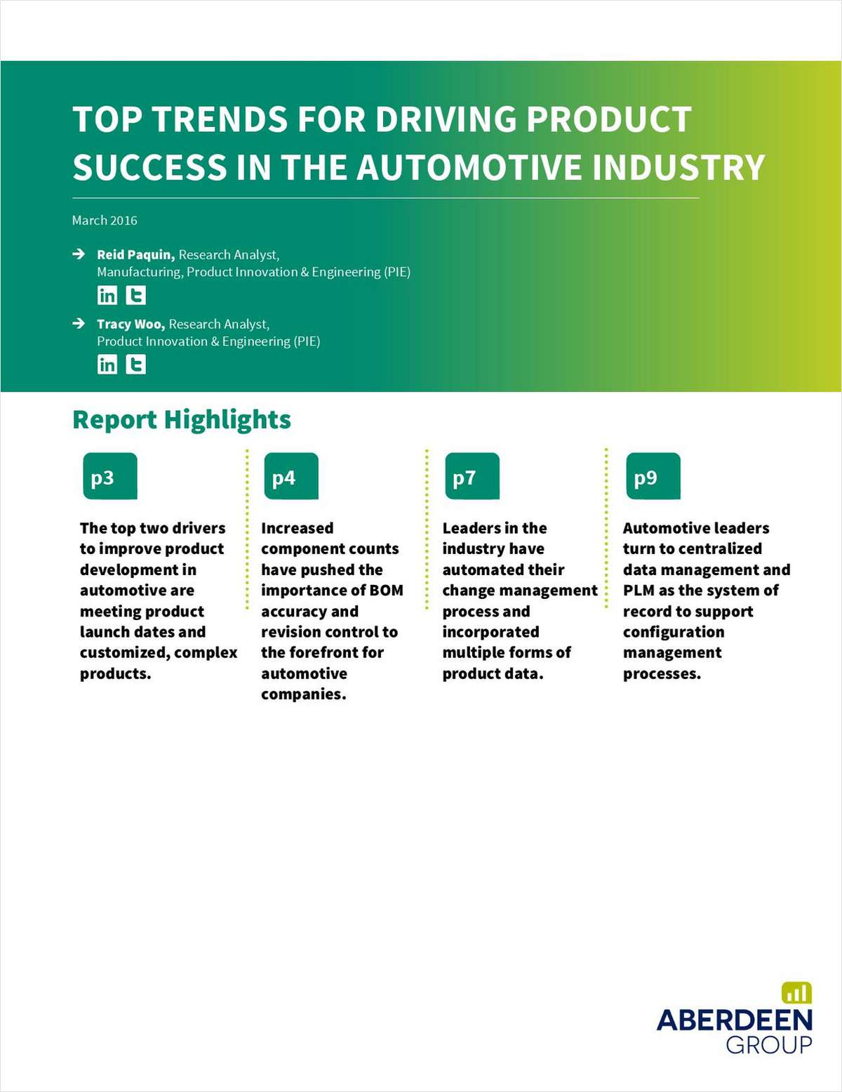 Top Trends for Driving Vehicle Success in the Automotive Industry