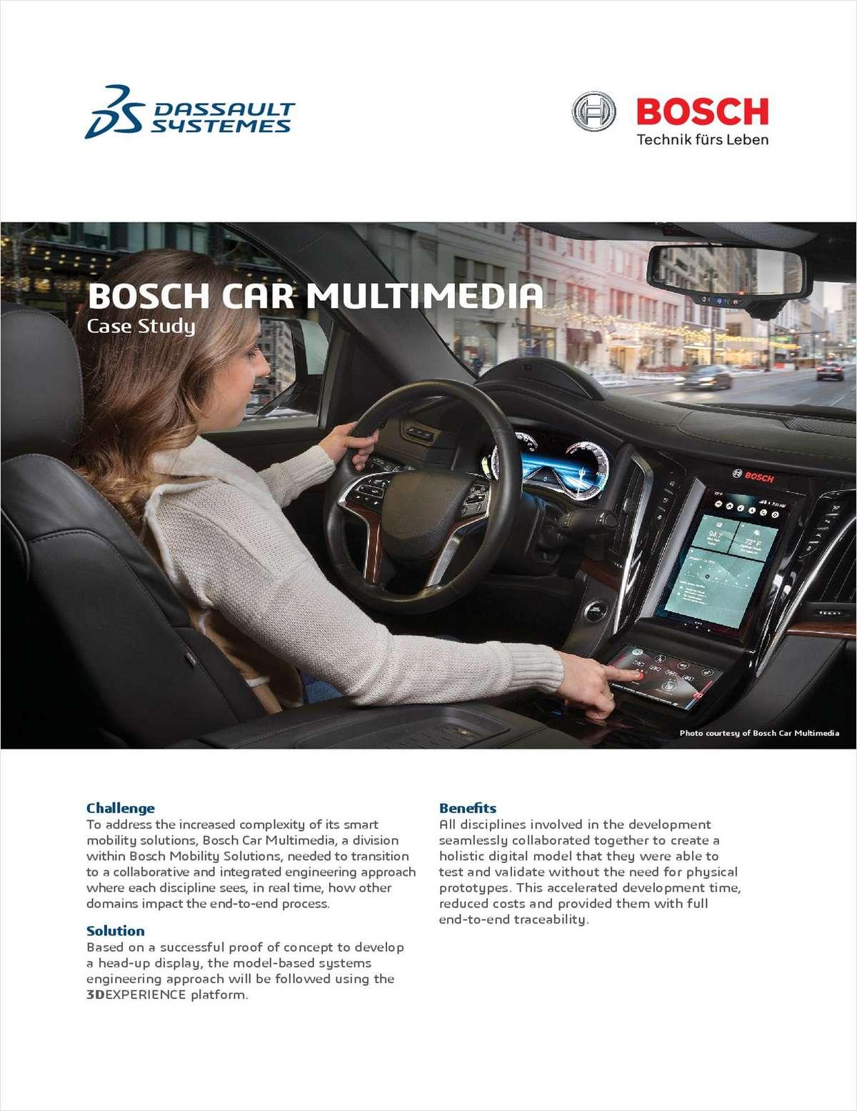 Bosch Car Multimedia