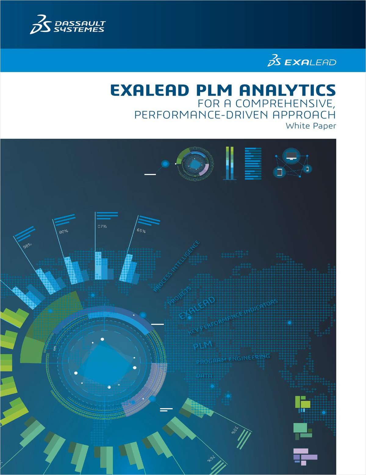 EXALEAD PLM Analytics for a Comprehensive, Performance-Driven Approach