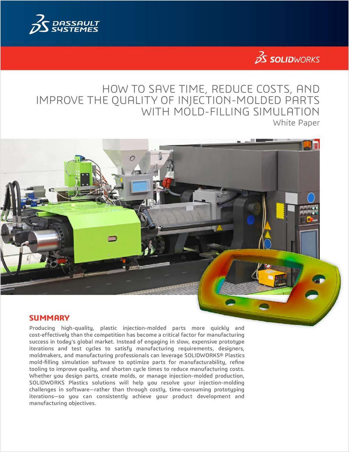 Save Time, Reduce Costs and Improve Mold Quality