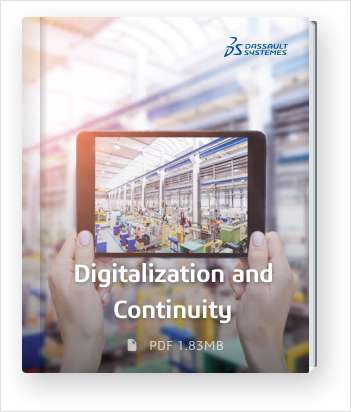 Digitalization and Continuity:  4 Game-Changing Approaches for Manufacturers