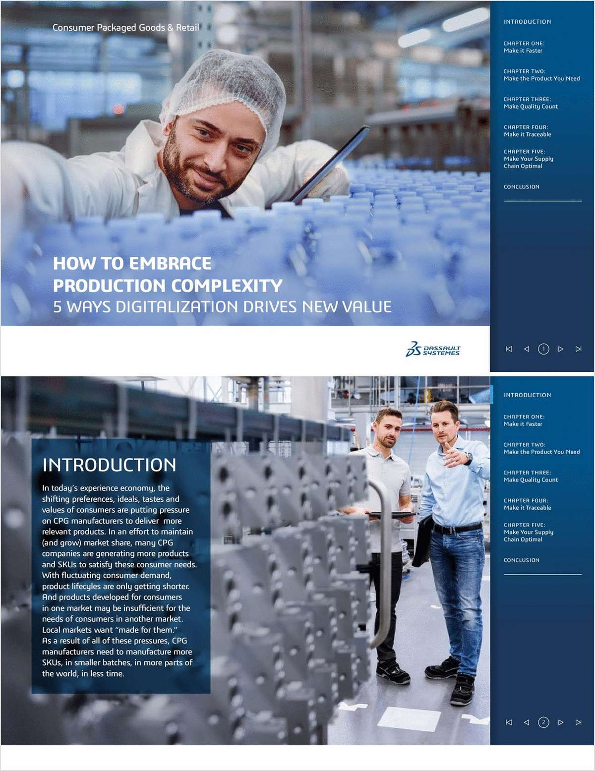 How To Embrace Production Complexity: 5 Ways Digitalization Drives New Value