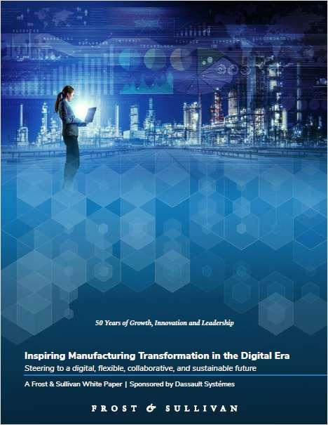 Inspiring Manufacturing Transformation in the Digital Era
