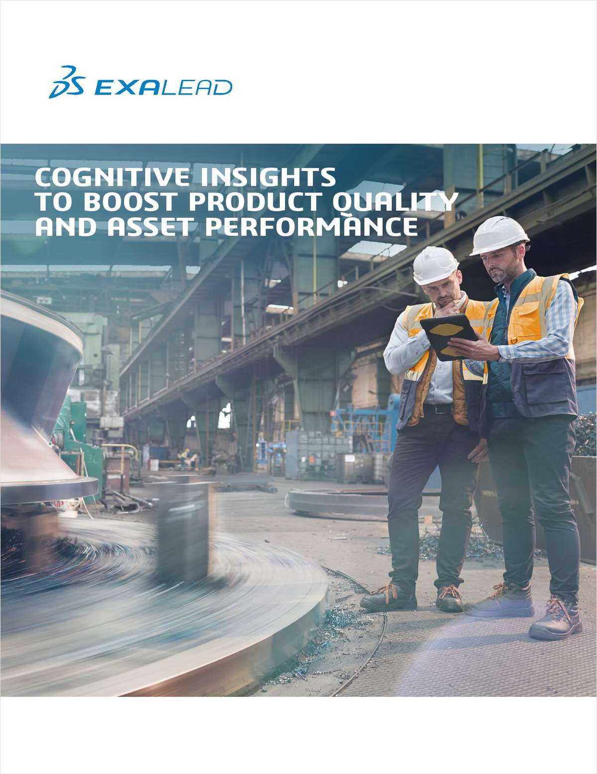 Cognitive Insights To Boost Product Quality And Asset Performance