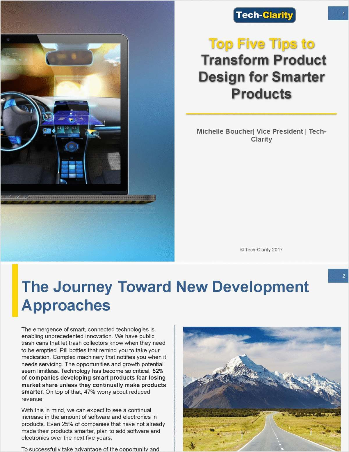 Transform Product Design and Create Smarter Products