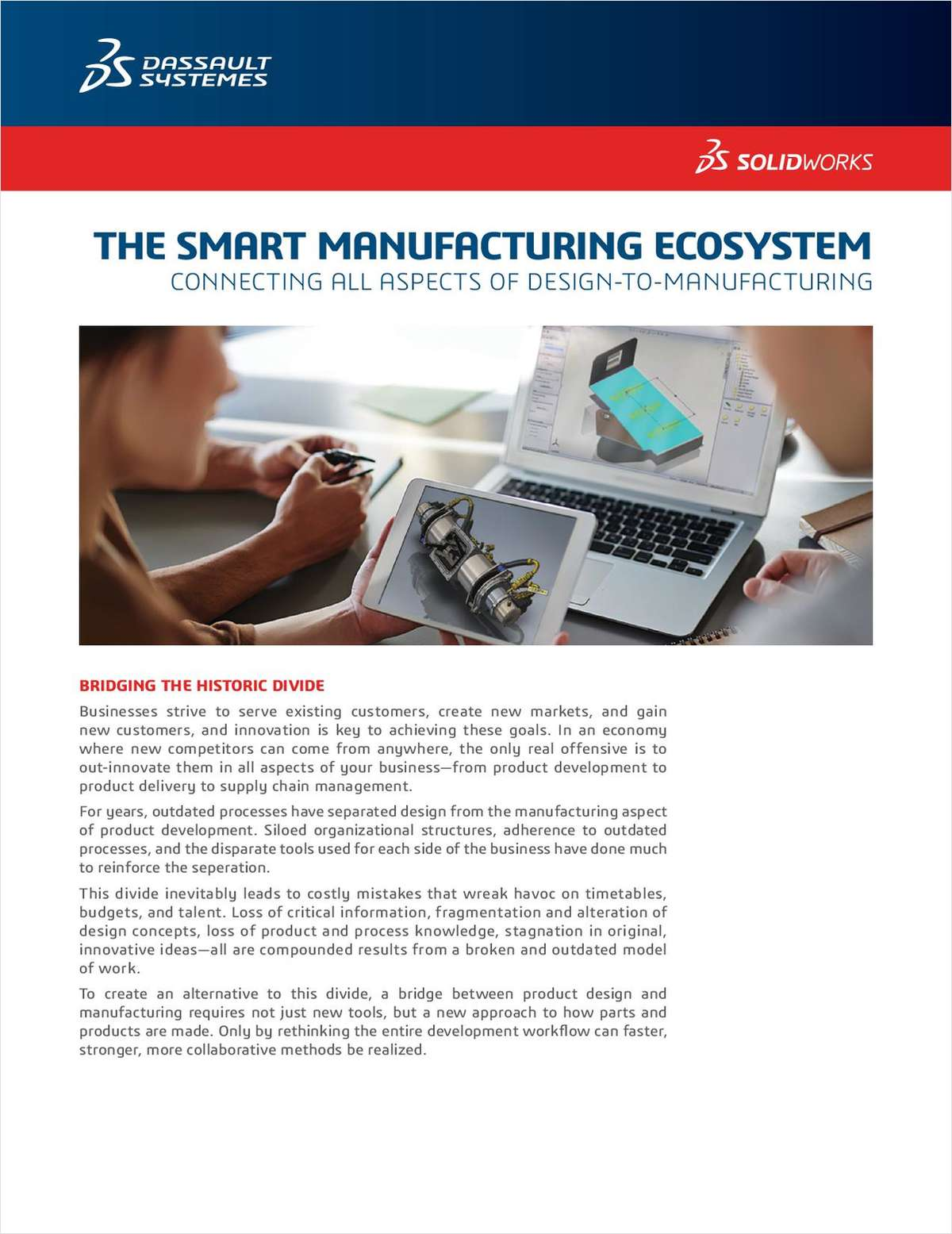 The Impact of Smart Manufacturing on the Global Ecosystem