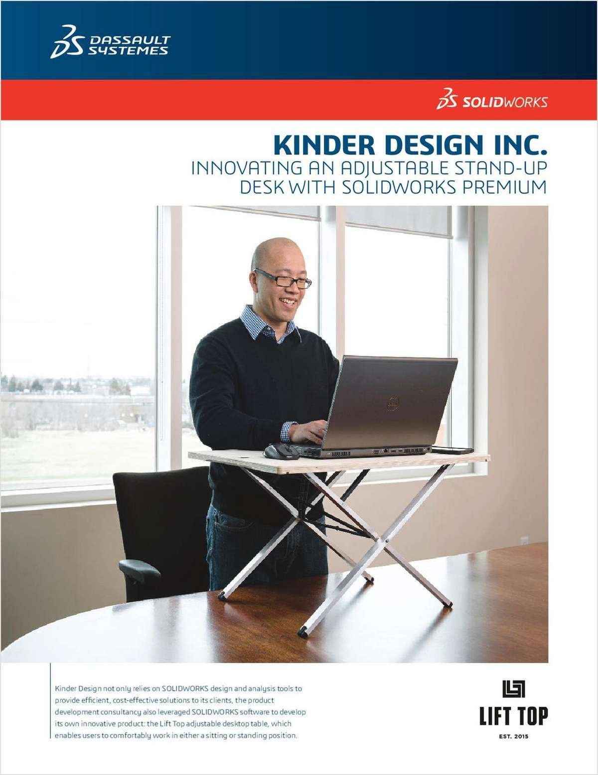 Kinder Design Inc. Uses SOLIDWORKS Premium to Reduce Development Time and Streamline Production