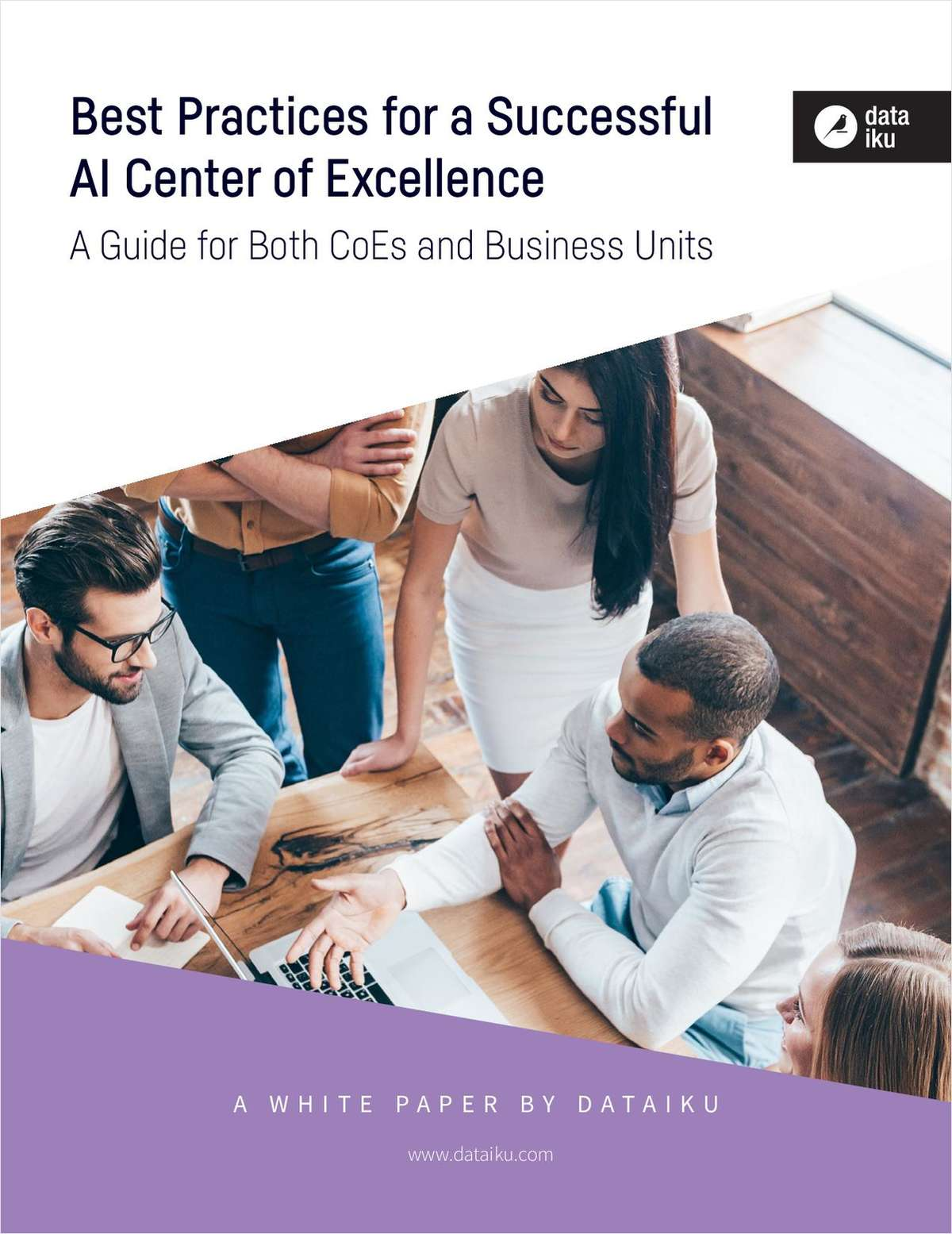 Best Practices for a Successful AI Center of Excellence: A Guide for Both CoEs and Business Units
