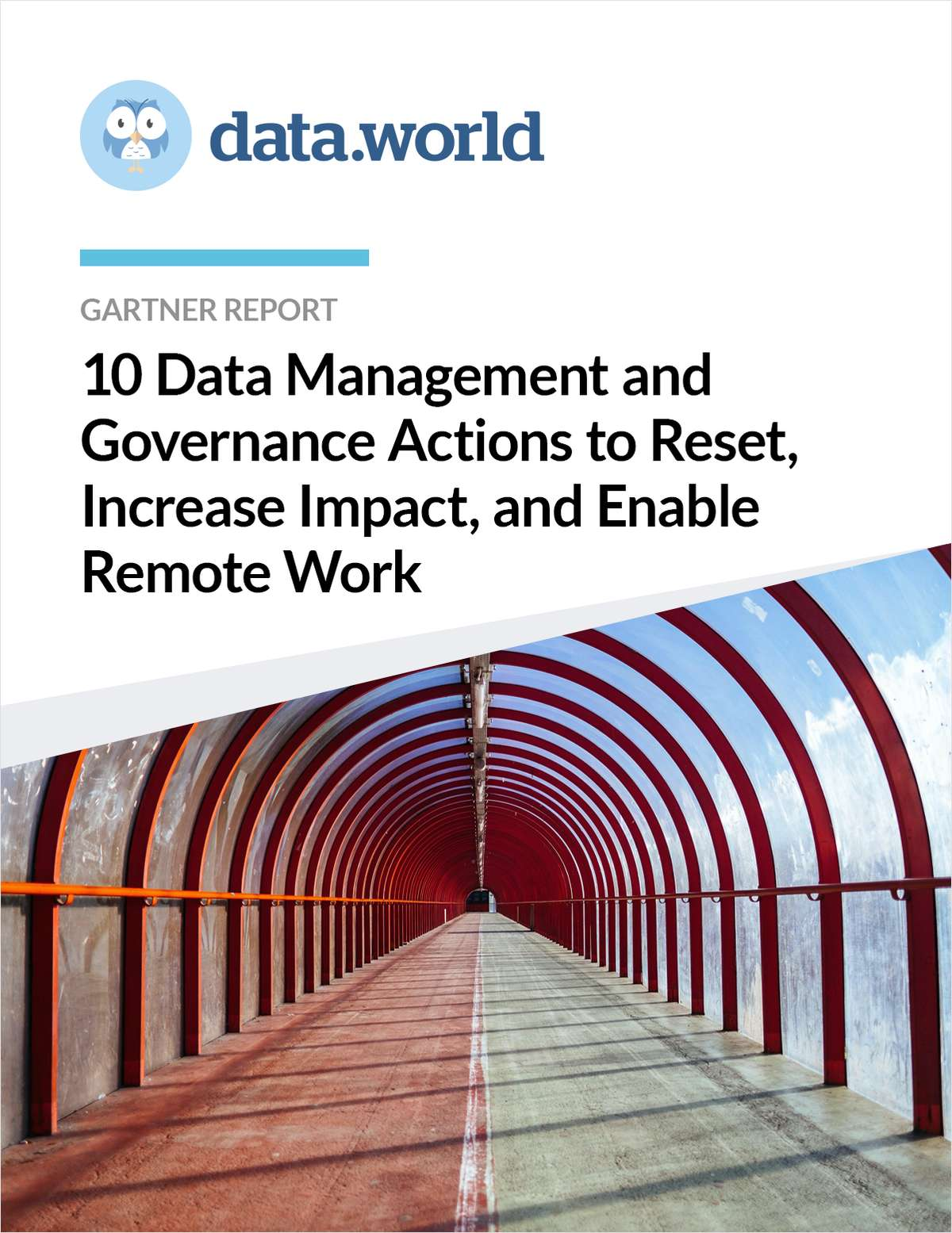 Gartner Report: 10 Data Management and Governance Actions to Reset, Increase Impact and Enable Remote Works