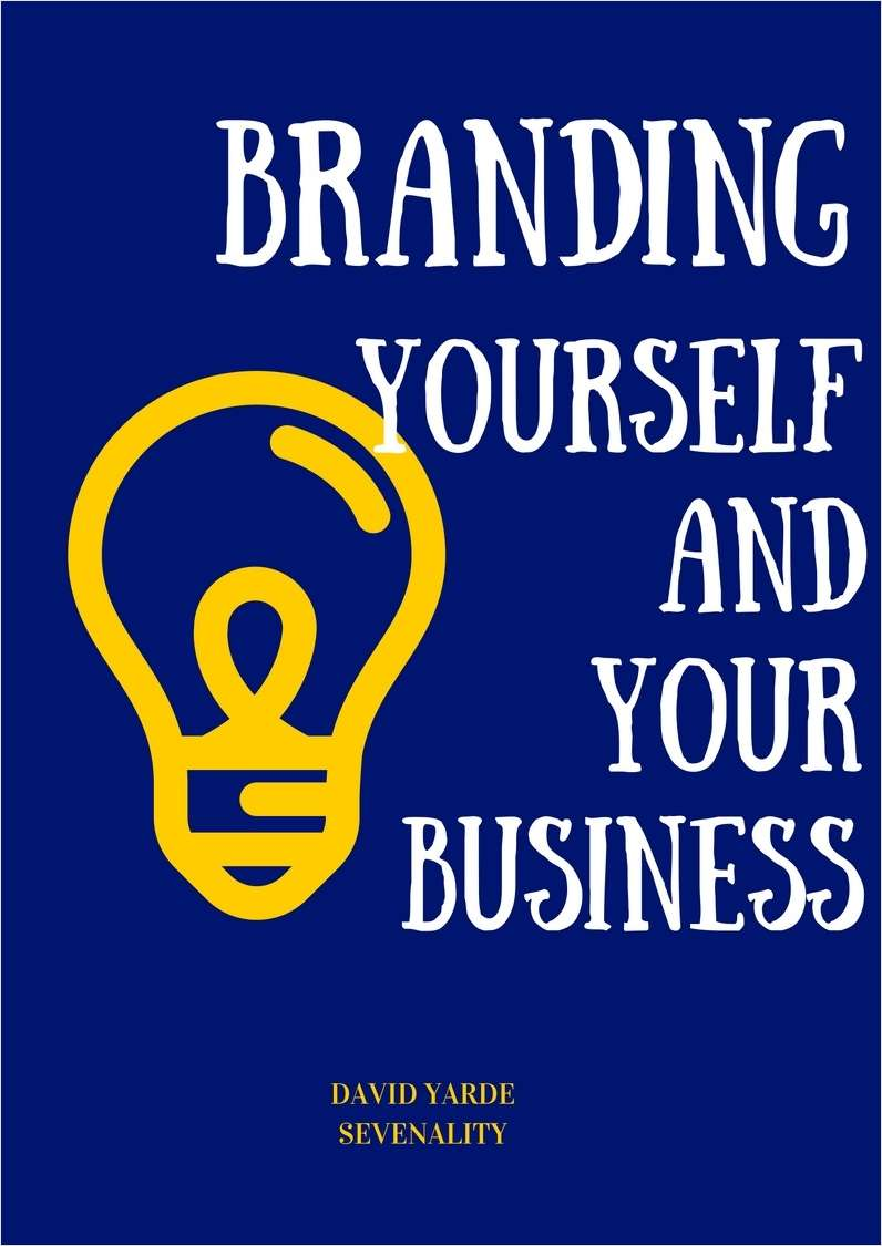 Branding Yourself and Your Business