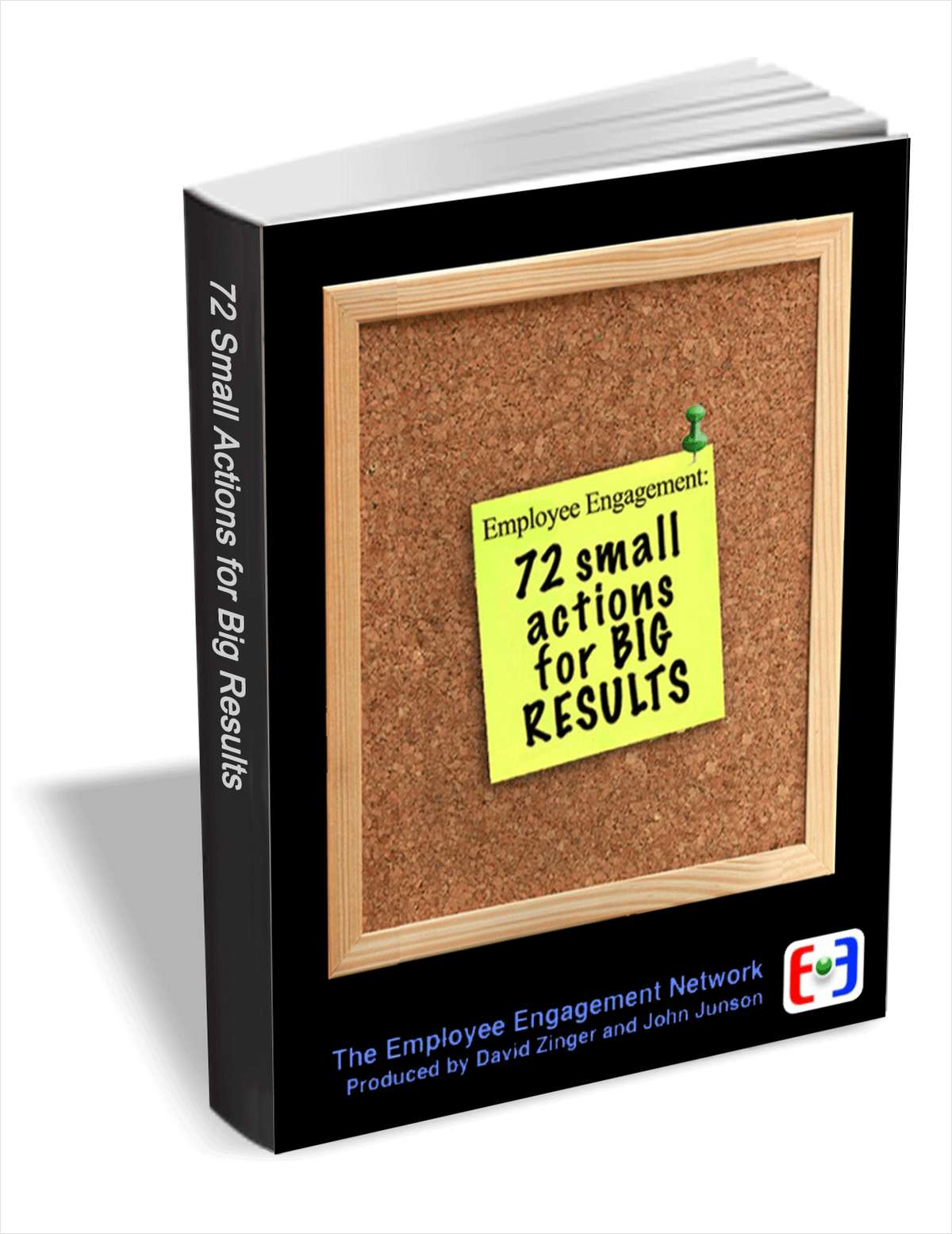 Employee Engagement - 72 Small Actions for Big Results
