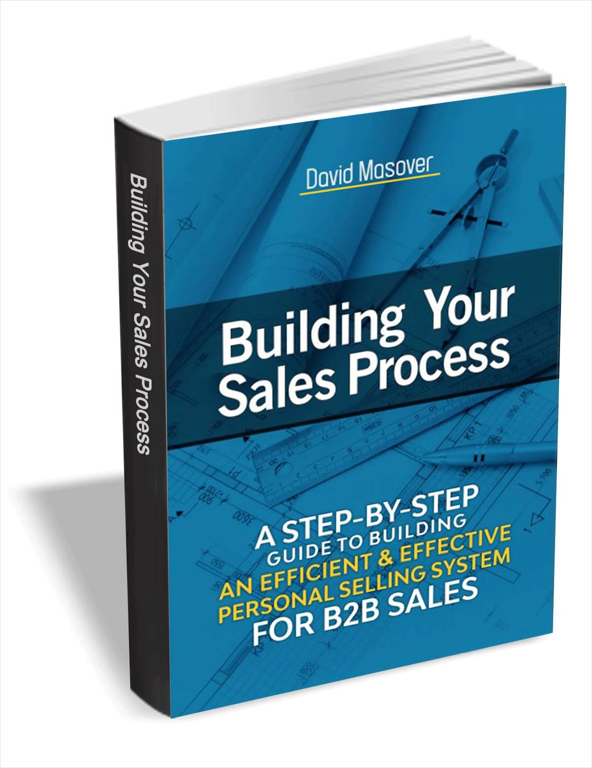 Building Your Sales Process - A Step-By-Step Guide to Building an Efficient and Effective Personal Selling System for B2B Sales
