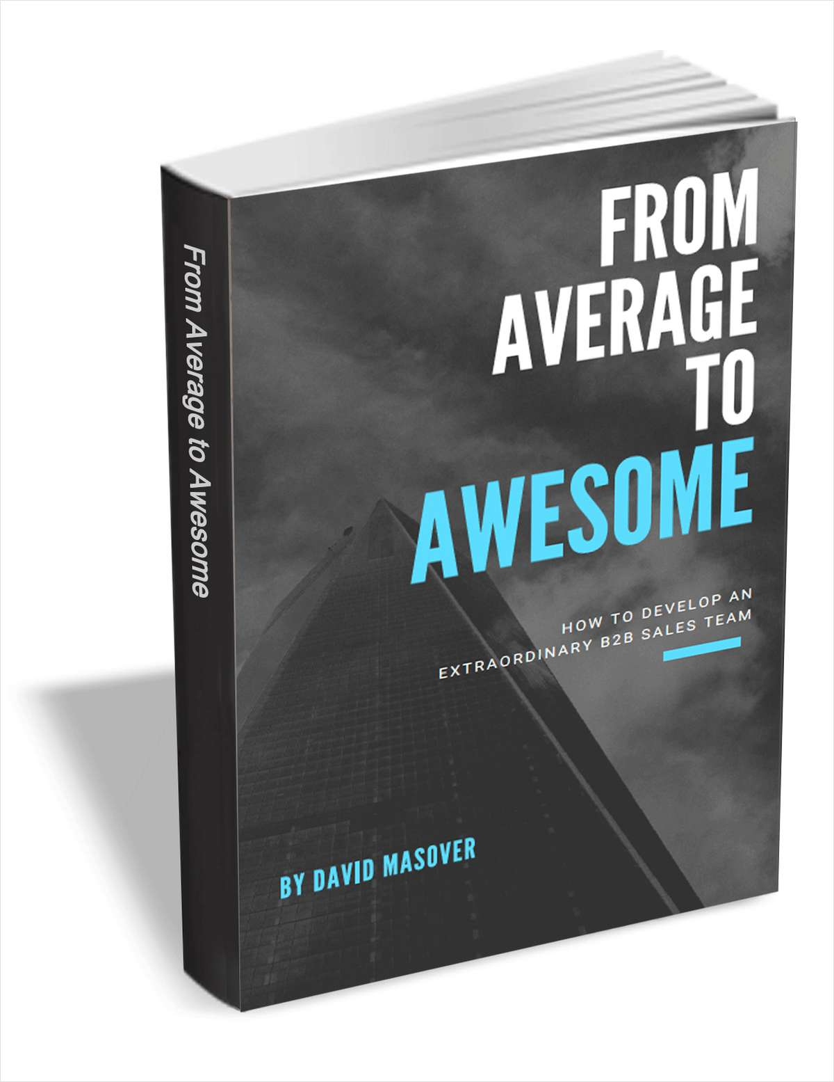 From Average to Awesome - How to Develop an Extraordinary B2B Sales Team