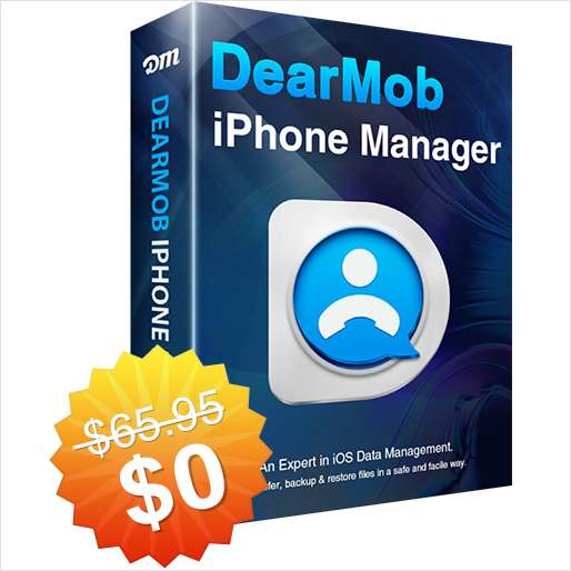 Download DearMob iPhone Manager macOS for Free