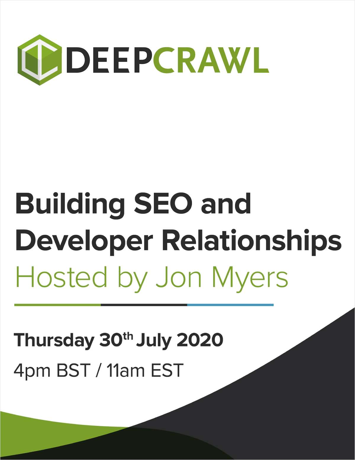 Building SEO and Developer Relationships