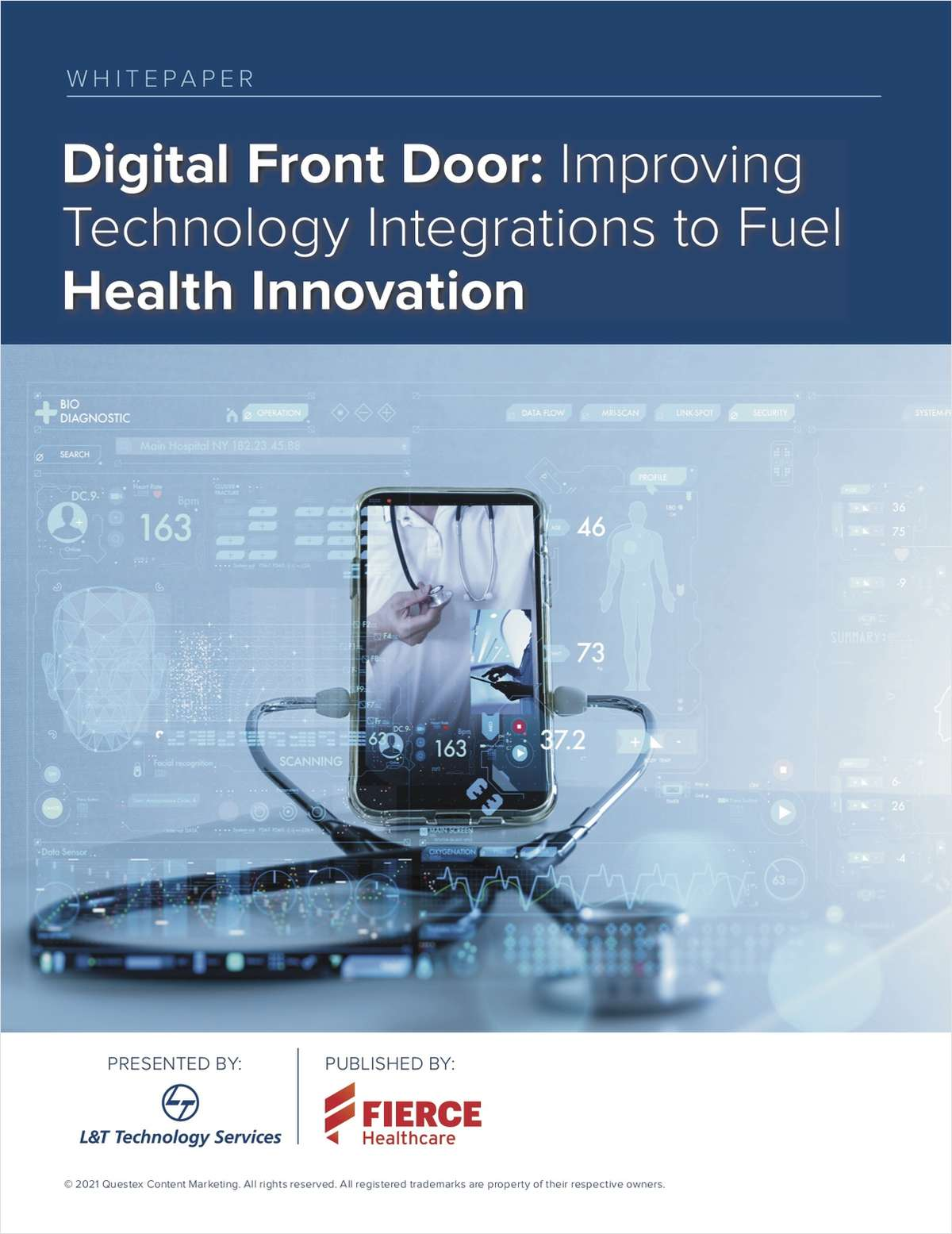 Digital Front Door: Improving Technology Integrations to Fuel Health Innovation