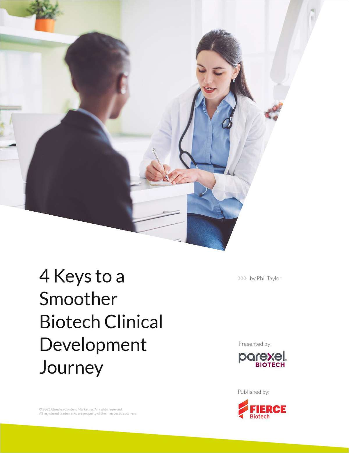 4 Keys to a Smoother Biotech Clinical Development Journey