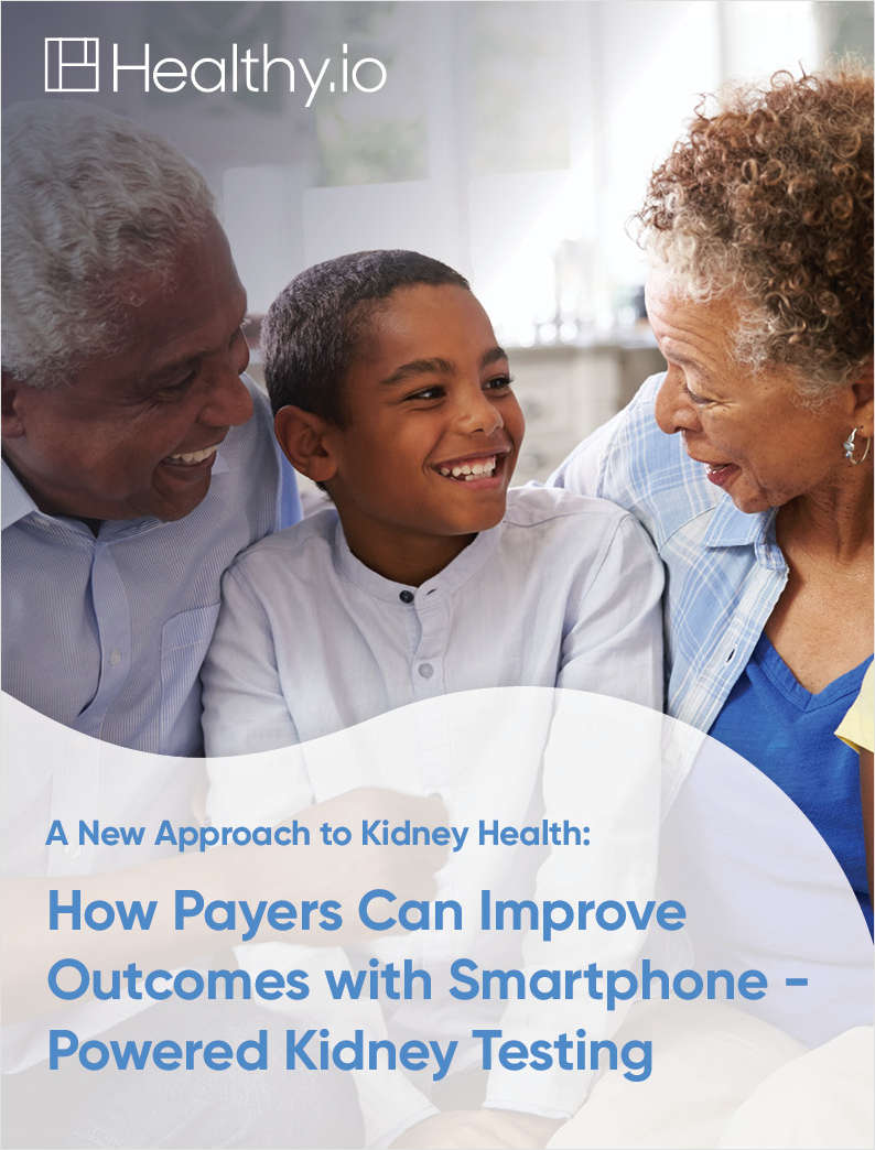 A New Approach to Kidney Health: How Payers Can Improve Outcomes with Smartphone-Powered Testing