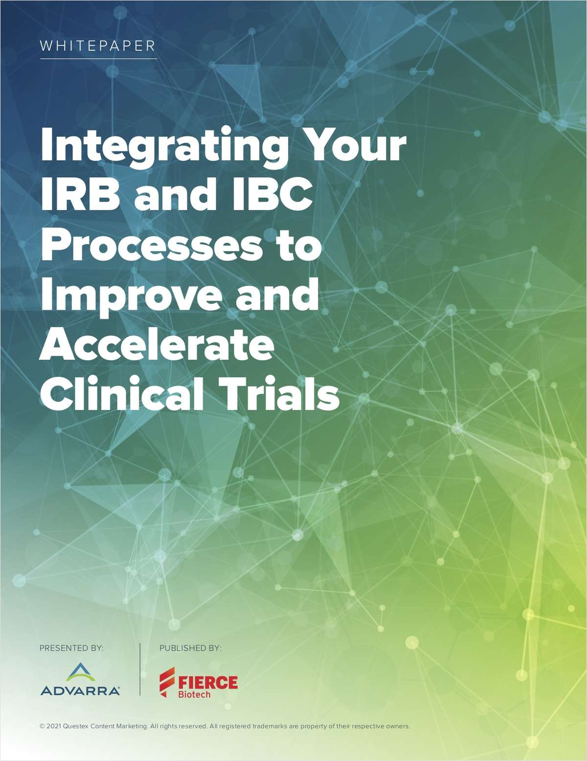 Integrating Your IRB and IBC Processes to Improve and Accelerate Clinical Trials