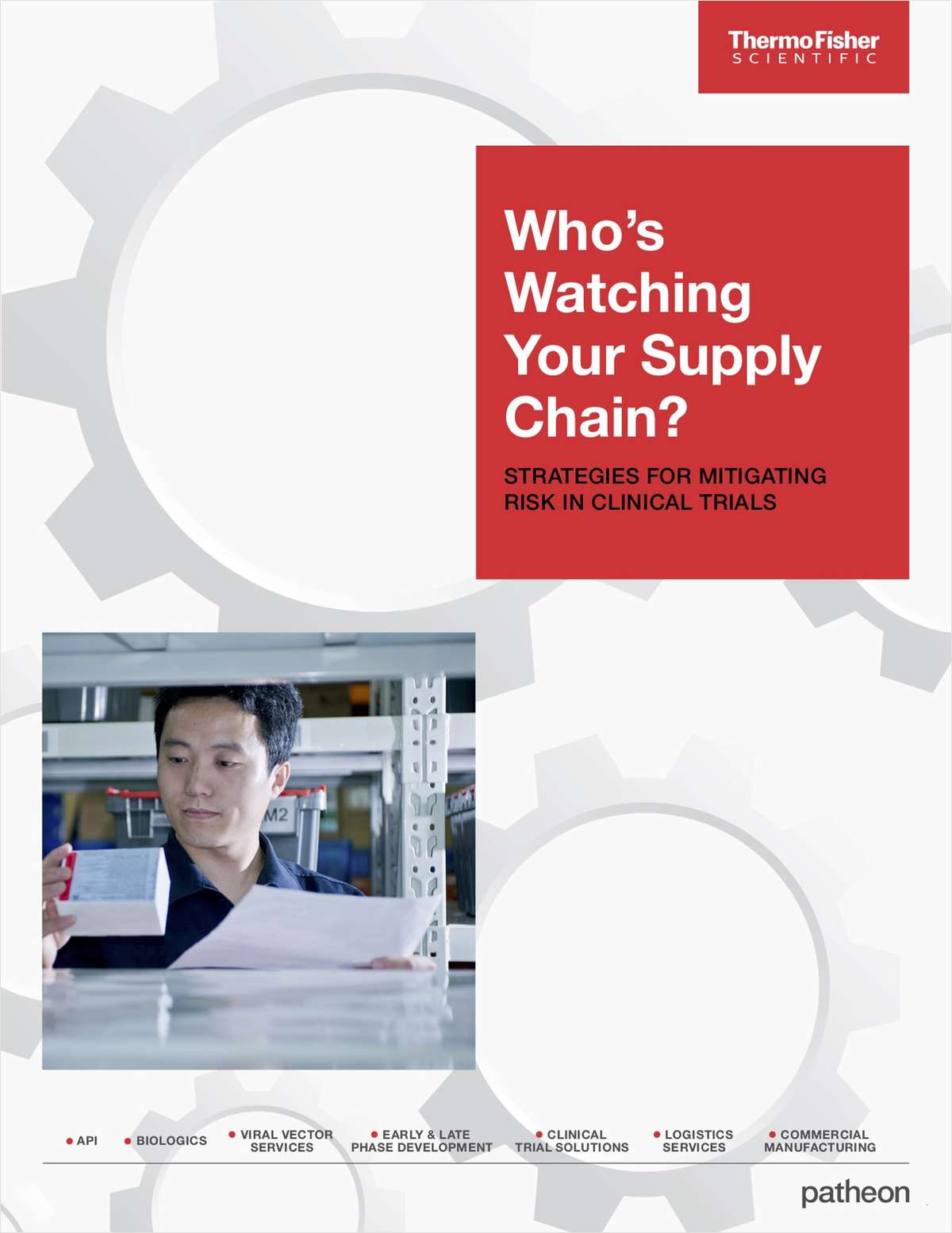 Strategies for mitigating supply chain risk in clinical trials