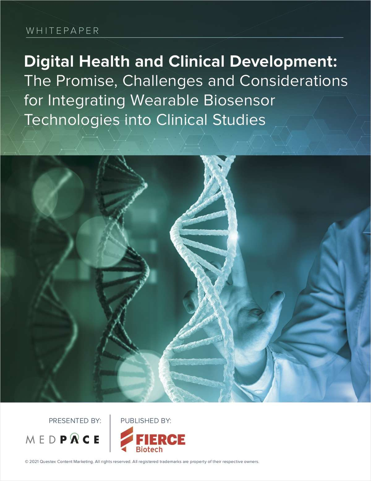 Digital Health and Clinical Development: The Promise, Challenges and Considerations for Integrating Wearable Biosensor Technologies into Clinical Studies