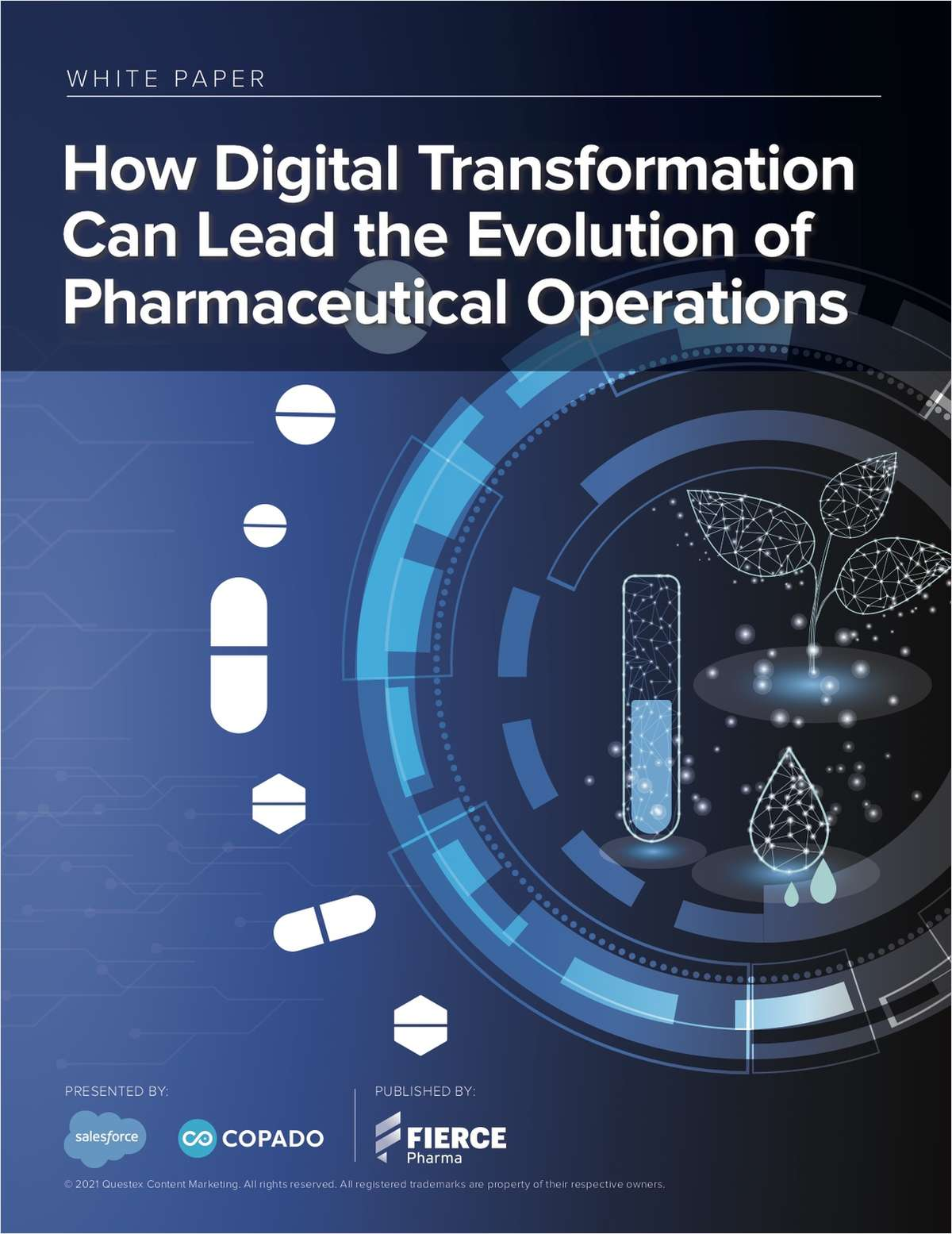 How Digital Transformation Can Lead the Evolution of Pharmaceutical Operations
