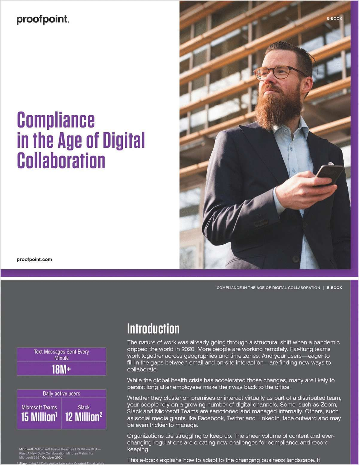 Compliance in the Age of Digital Collaboration