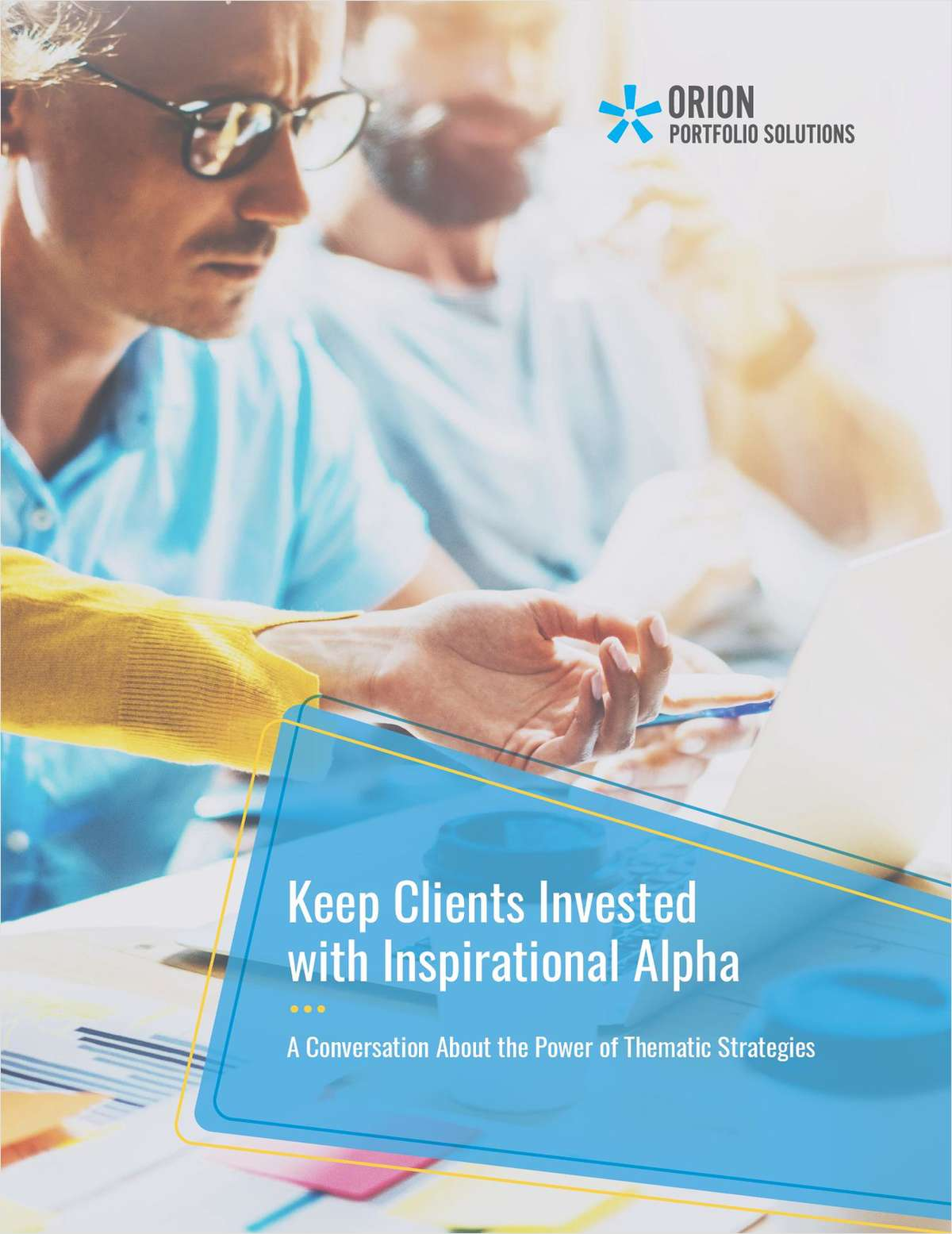 eBook: Keep Clients Invested with Inspirational Alpha