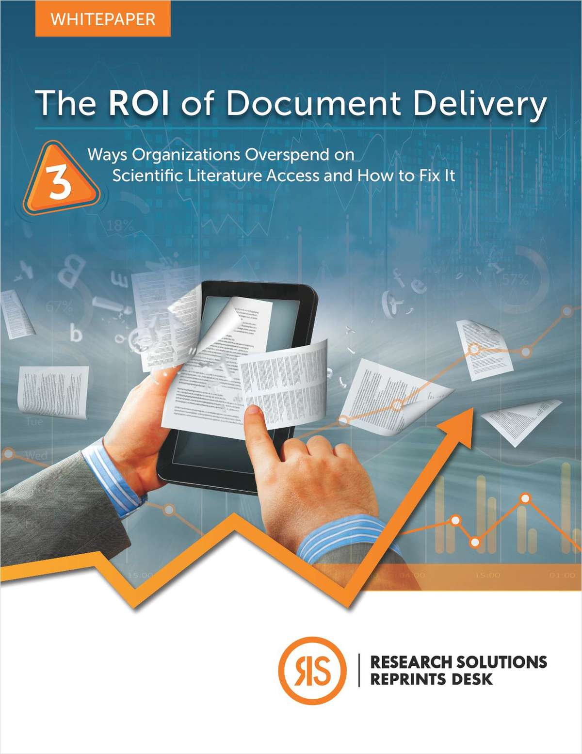 The ROI of Document Delivery