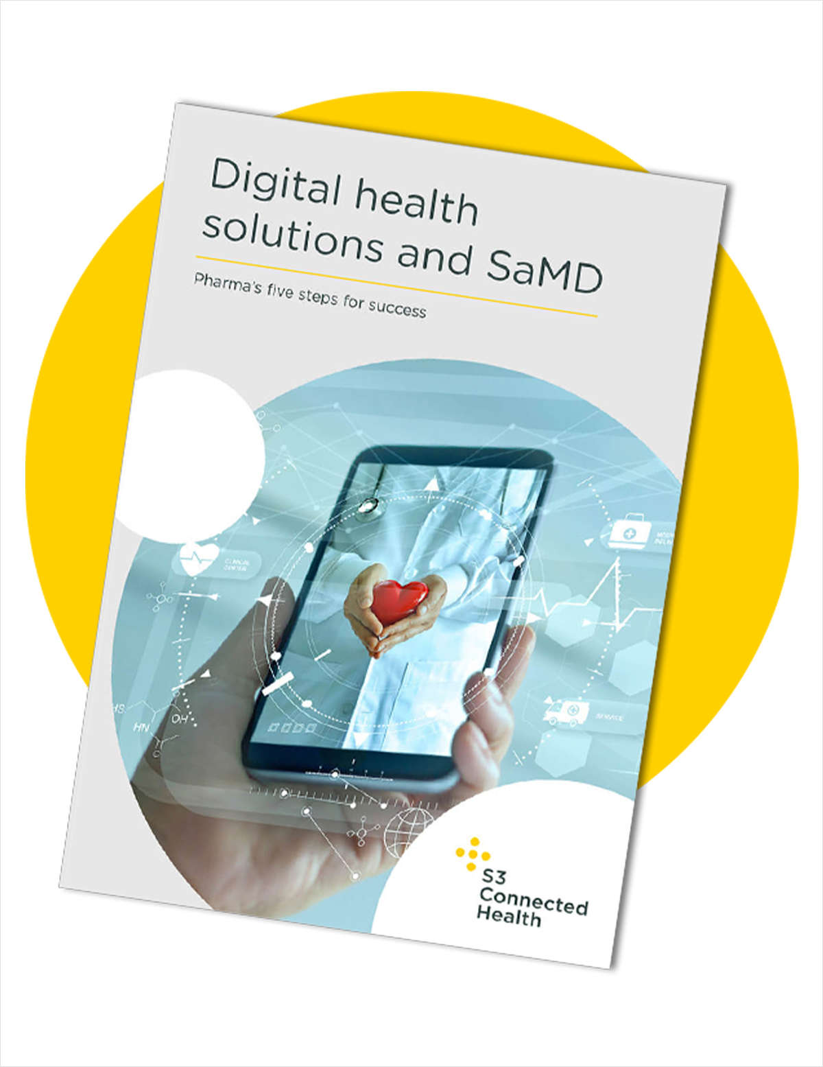 Digital health solutions and SaMD: Pharma's five steps for success