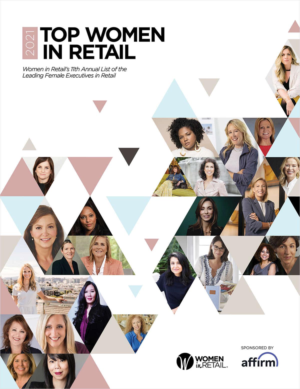 2021 Top Women in Retail