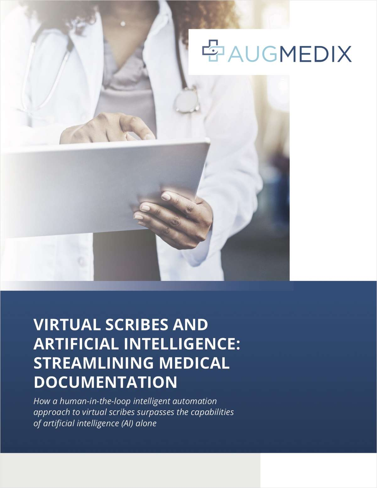 Virtual Scribes and Artificial Intelligence: Streamlining Medical Documentation