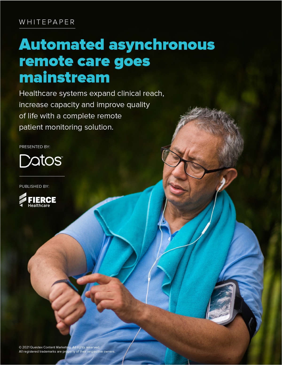 Automated asynchronous remote care goes mainstream
