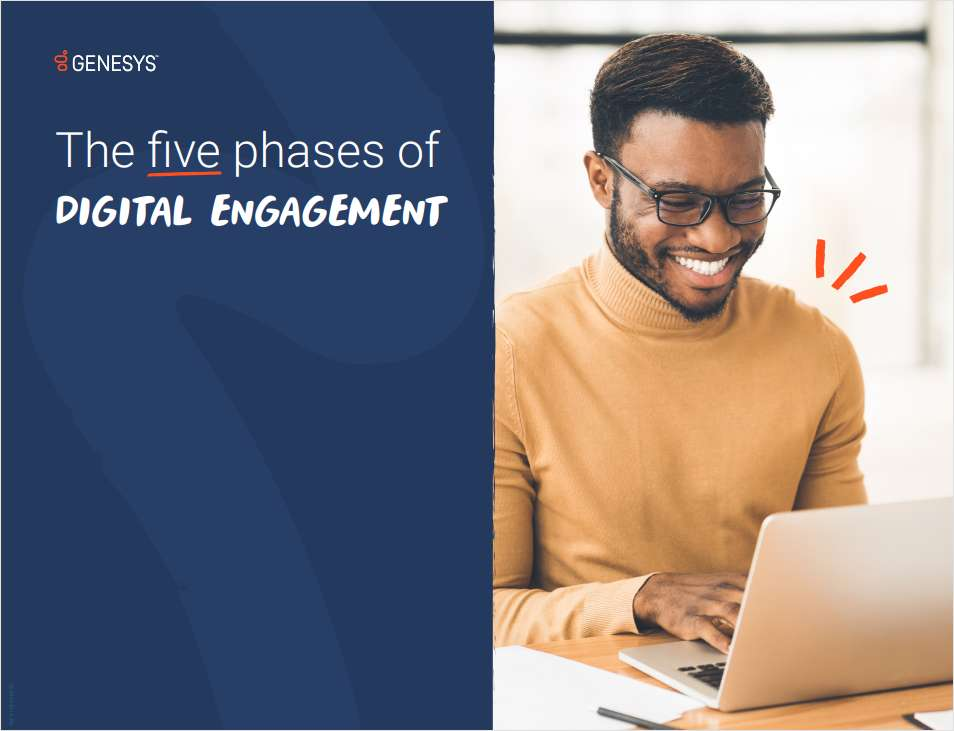 The 5 Phases of Digital Engagement