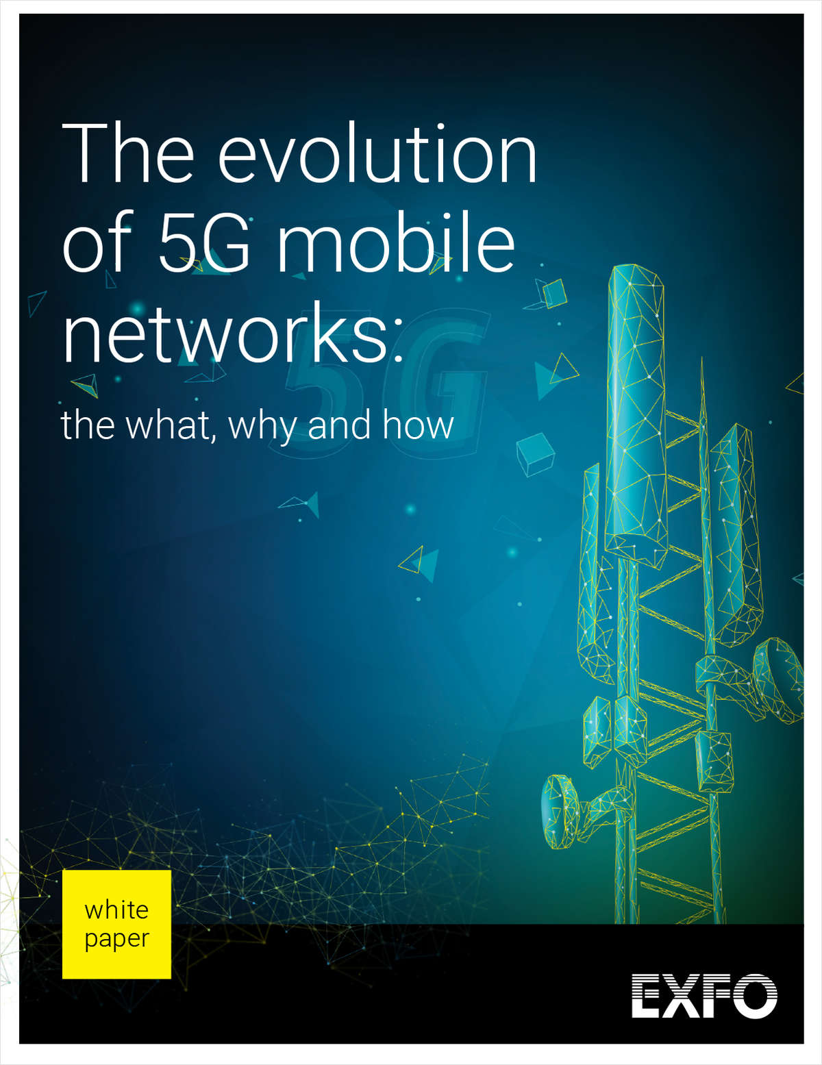 The evolution of 5G mobile networks: the what, why and how