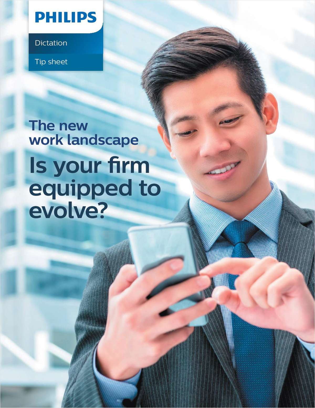 The New Work Landscape: Is Your Firm Equipped to Evolve?