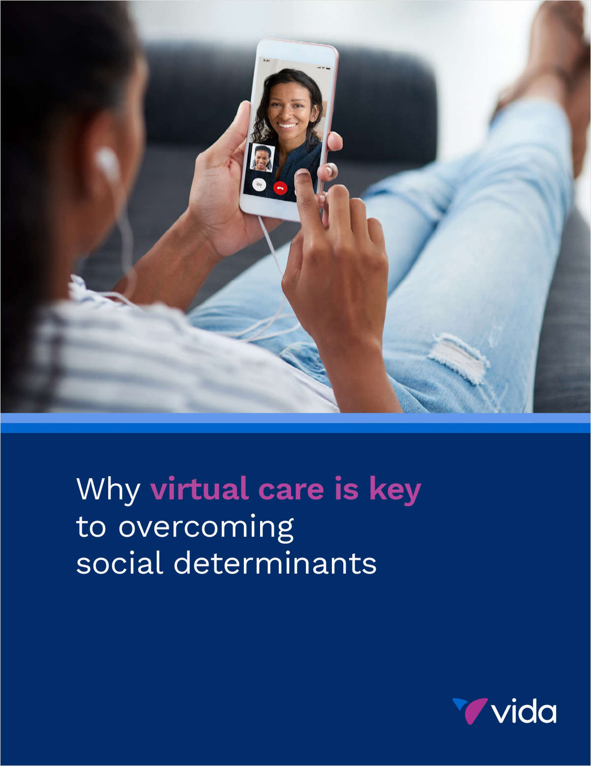 Why virtual care is key to overcoming social determinants