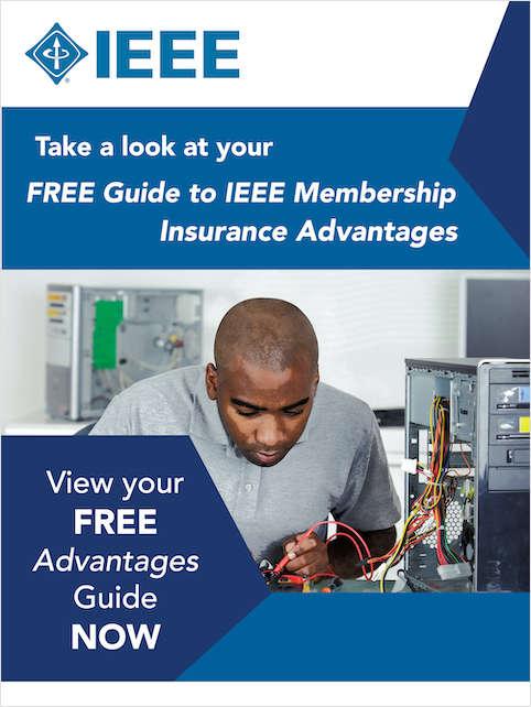 IEEE Membership: Insurance Advantages