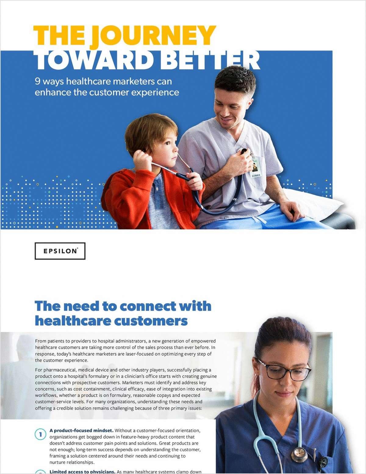 9 Ways to Enhance Healthcare Customer Experiences