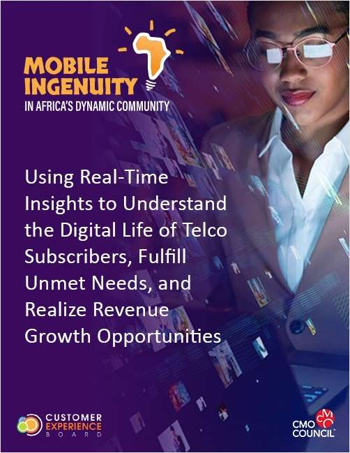 Mobile Ingenuity in Africa's Dynamic Community
