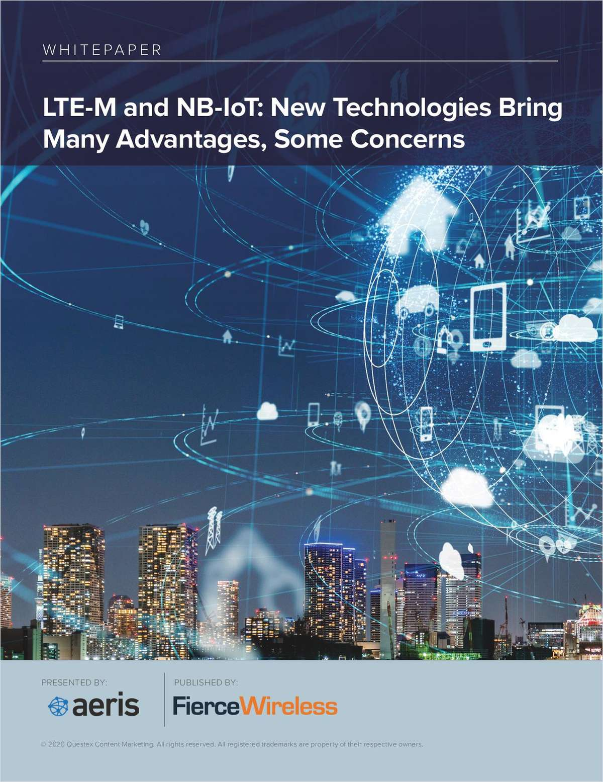 LTE-M and NB-IoT: New Technologies Bring Many Advantages, Some Concerns