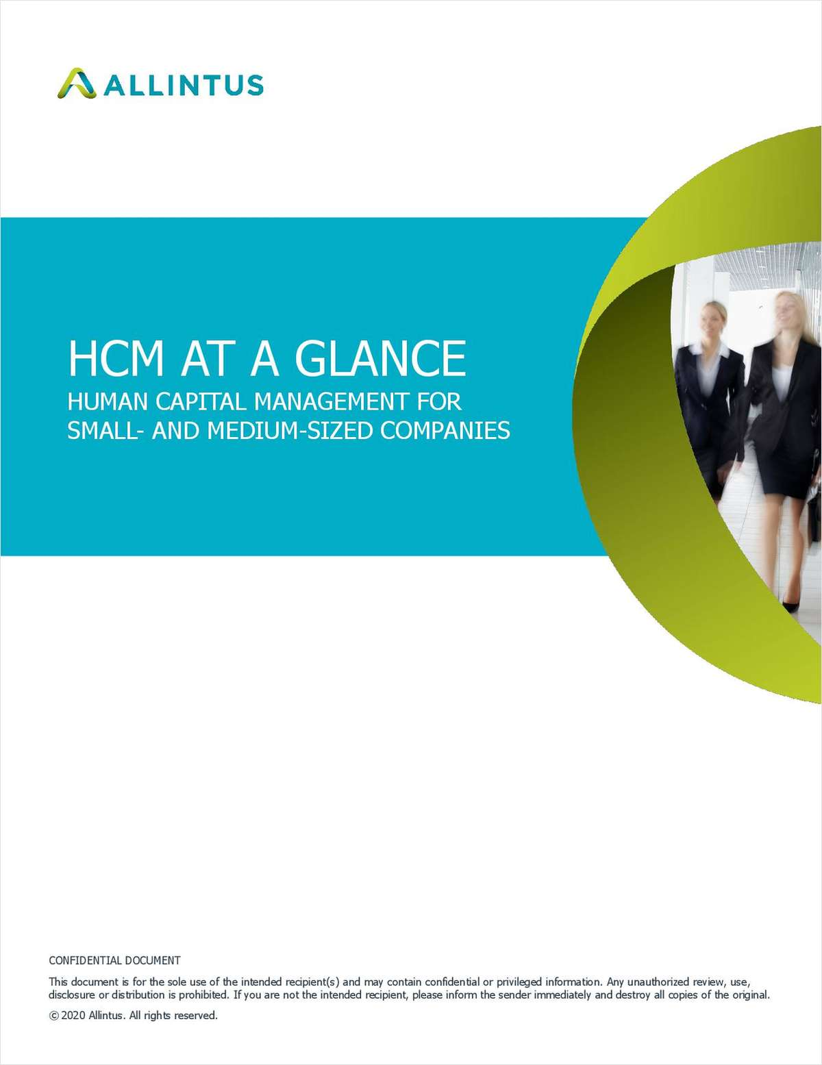HCM at a Glance: What It Means & How It Helps Small- and Medium-sized Companies Too
