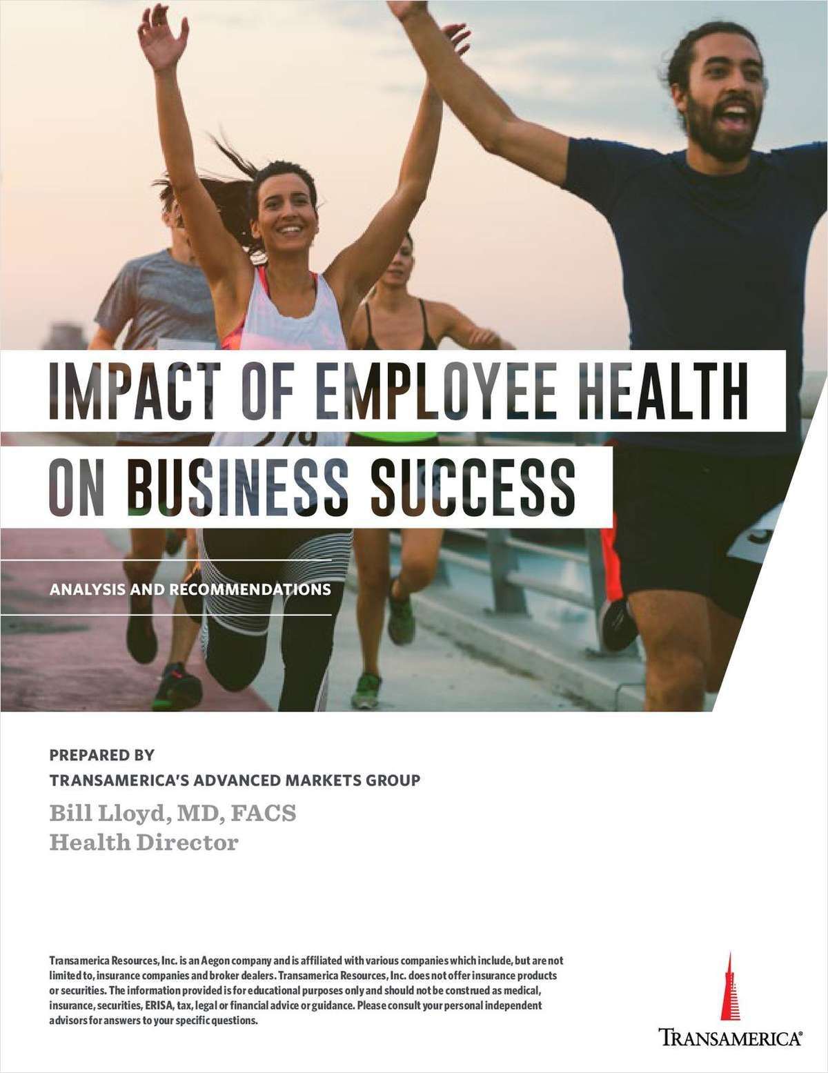 Impact of Employee Health on Business Success: Analysis and Recommendations