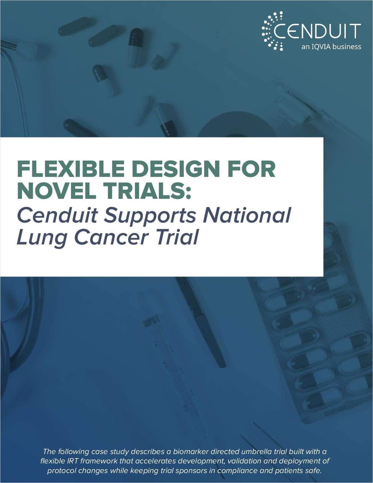 Flexible Design for Novel Trials